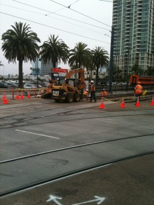Quiet Zone Construction - Downtown San Diego