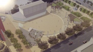 Horton Plaza Renderings-Downtown San Diego