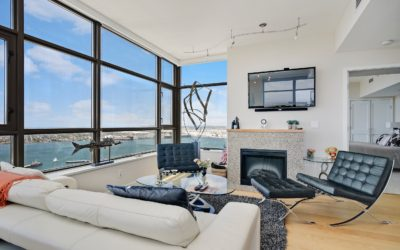 Electra Condo with Spectacular Views on the 35th Floor for Sale