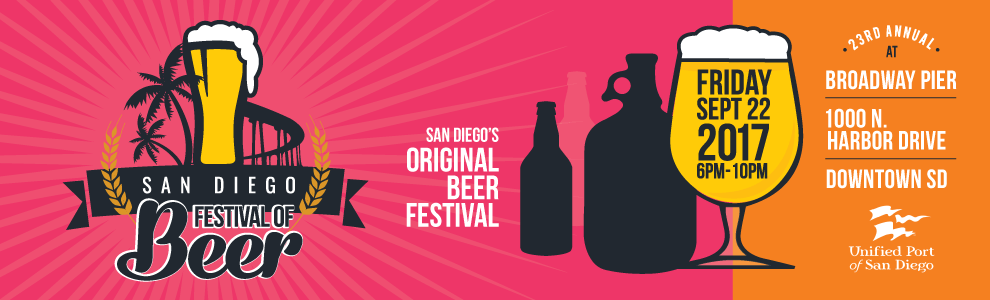 23rd Annual San Diego Festival of Beer