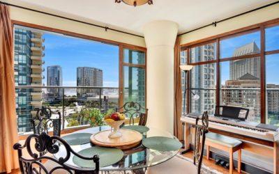 Southwest 11th Floor Corner Unit for Sale in Renaissances