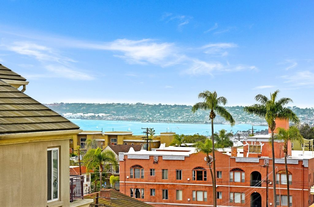 Banker Hill Condo w/Bay Views for Sale