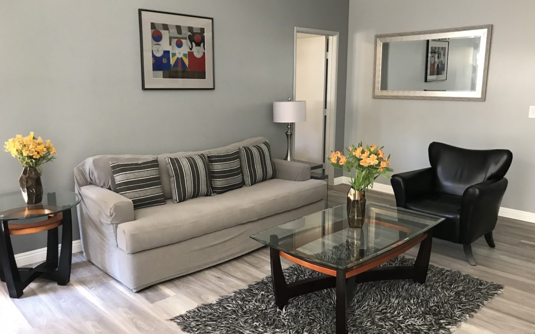 Fully Furnished Downtown Condo for Rent