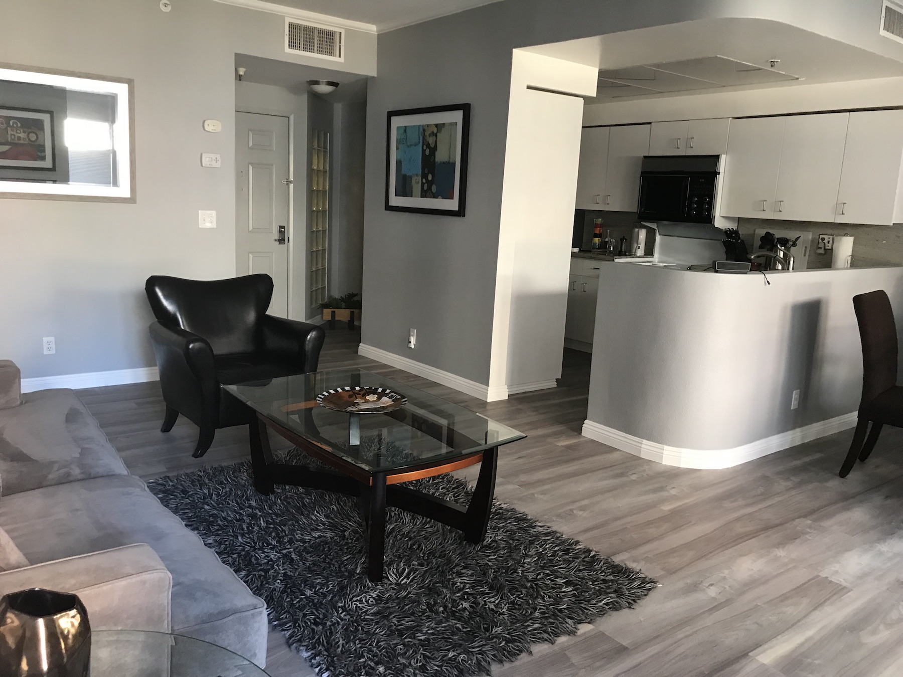 Fully Furnished Downtown Condo For Rent Greater Good Realty